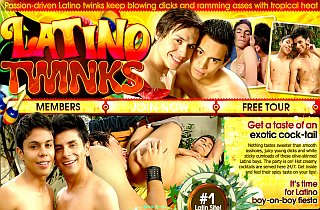 Latino Twinks Review
